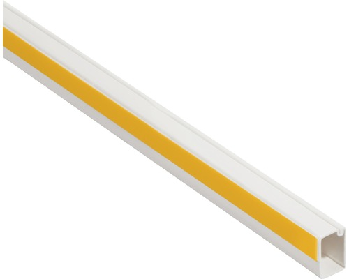 Kabelkanal Selbstklebend Schaumklebeband B15 H10 Mm Reinweiss L 2m Bei Hornbach Kaufen