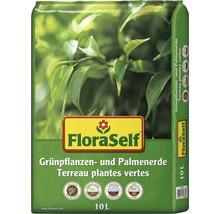 Grünpflanzenerde FloraSelf 10 L