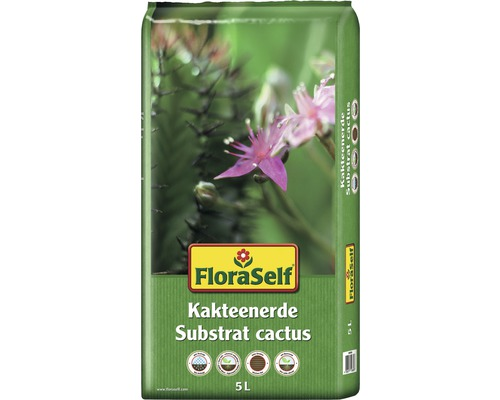 Kakteenerde FloraSelf, 5L