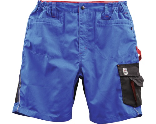 TX Workwear Short Gr. 52 royal/rot