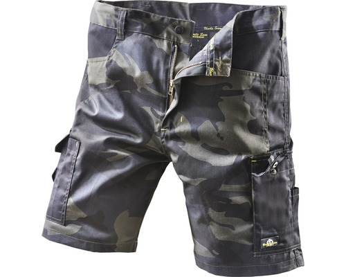 Uncle Sam Short Gr.58 camouflage/schwarz