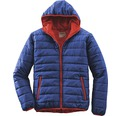 TX Workwear Steppjacke Gr.L royal/rot