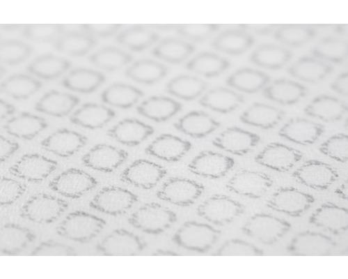 PVC Concreto Betonoptik weiß 400 cm breit (Meterware)