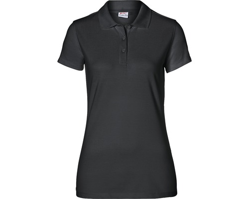 Kübler Shirts Polo Damen, schwarz, Gr. L