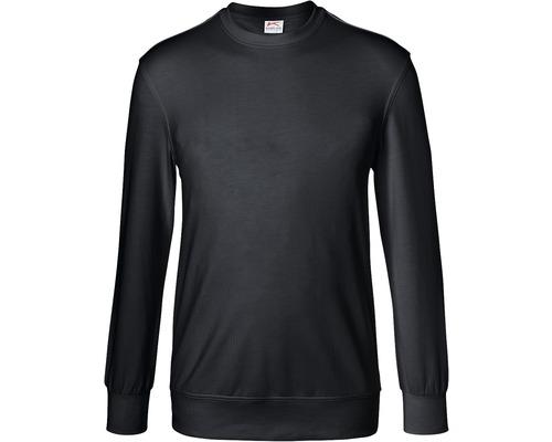 Kübler Shirts Sweatshirt, schwarz, Gr. L
