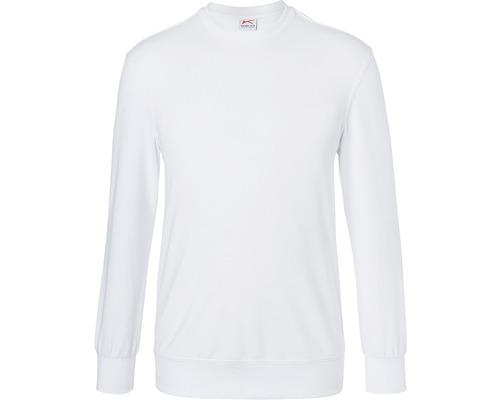 Kübler Shirts Sweatshirt, weiß, Gr. L