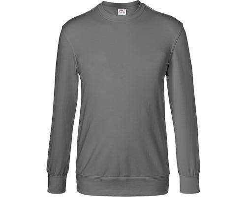 Kübler Shirts Sweatshirt, anthrazit, Gr. 3XL