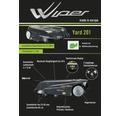 Mähroboter WIPER YARD 201 für ca. 20.000 qm 60Ah mit Ladestation, App-Steuerung, Bluetooth und Geofence