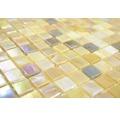 Glasmosaik GM MRY 556 mix 31,7x31,7 cm mix beige