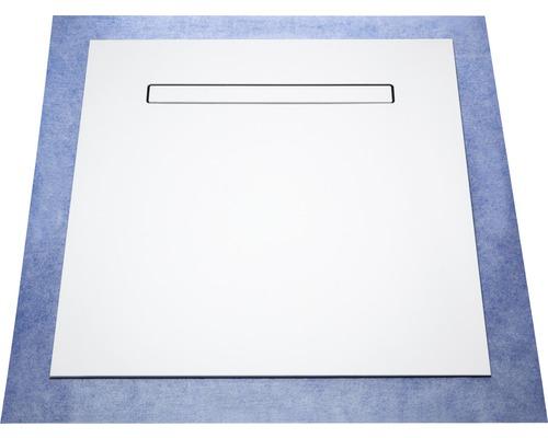 Bodenenebenes Duschelement Drain 900x900x47 mm waagerecht