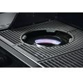 Tenneker® Gasgrill Halo TG 4 4-Brenner + Seitenbrenner, gusseiserner Rost, Platform System, Glaseinsatz im Deckel