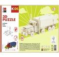 Marabu KiDS 3D-Puzzle Truck
