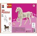 Marabu KiDS 3D-Puzzle Pferd