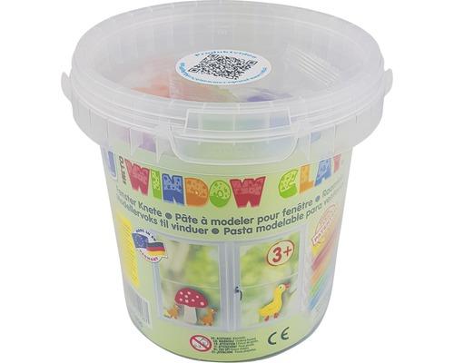 WINDOW CLAY Bucket-Box (Ab 3 Jahren)