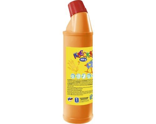 KLECKSi Fingermalfarbe orange 900g