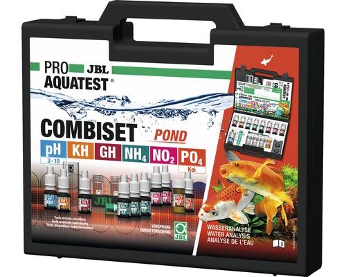 Testkoffer JBL ProAquaTest Combi Set Pond