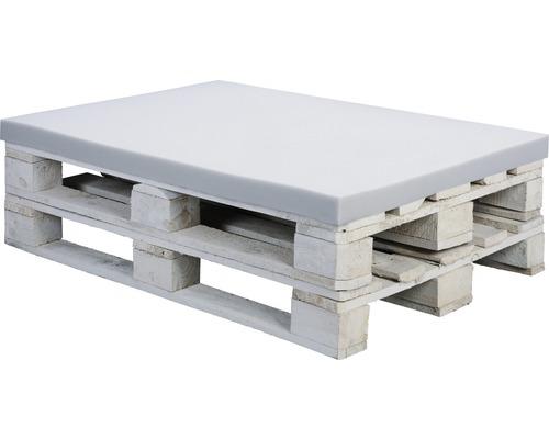 Paletten-Sitzauflage Schaumstoff Softpur 120x80x5 cm