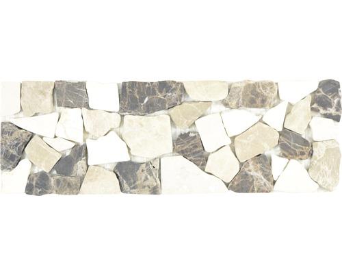Natursteinmosaik BO Ciot CB15 10x30 cm