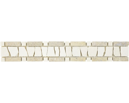 Natursteinmosaik BO LA BC07 5x30 cm