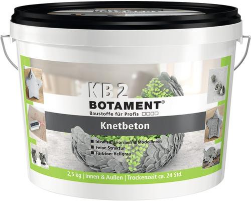 BOTAMENT Knetbeton 2,5 kg