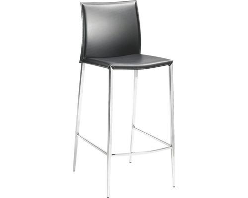 Barhocker Mayer Sitzmöbel myAlto 1147 38x43x106 cm schwarz