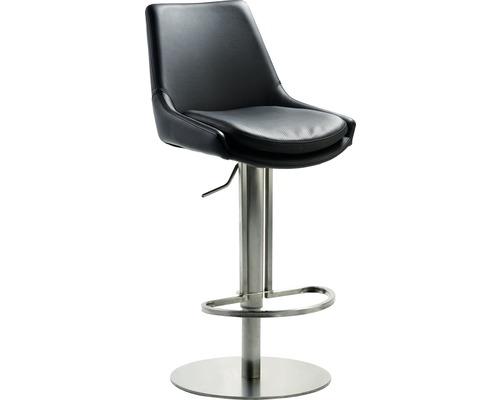 Barhocker Mayer Sitzmöbel myComfort Line 1221-567 38x45x83-109 cm schwarz