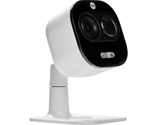 Yale Smart Living Wi-Fi Haustürkamera mit Licht + Sirene SV-DAFX-W-EU IP65