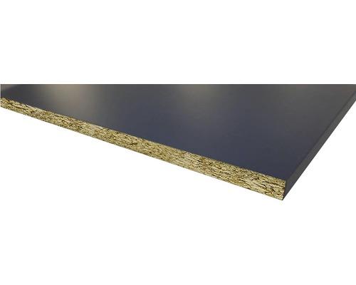 Möbelbauplatte Anthrazit dunkel 19x300x2630 mm