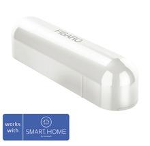 Fibaro Tür- und Fensterkontakt weiß mit Temperatursensor - Kompatibel mit SMART HOME by hornbach
