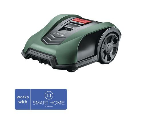 Mähroboter Bosch Home and Garden Indego S+ 400 - Kompatibel mit SMART HOME by hornbach