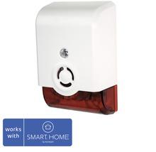 Vision Innensirene GEN5 - Kompatibel mit SMART HOME by hornbach