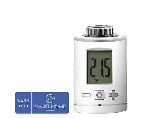 Eurotronic Thermostatkopf Spirit M30 x1,5 - Kompatibel mit SMART HOME by hornbach