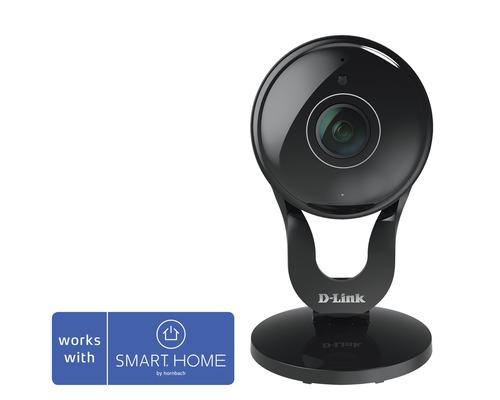 D-Link Cloud Überwachungskamera DCS-2530L Indoor Wireless AC 180° Panorama Full HD - Kompatibel mit SMART HOME by hornbach