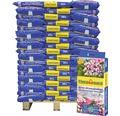 Aktiv-Pflanzenerde Floragard (54 Sack x 20 Liter=1,08 m³) 1 Palette