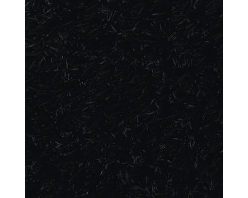 Kunstrasen Zakura schwarz 400 cm breit (Meterware)