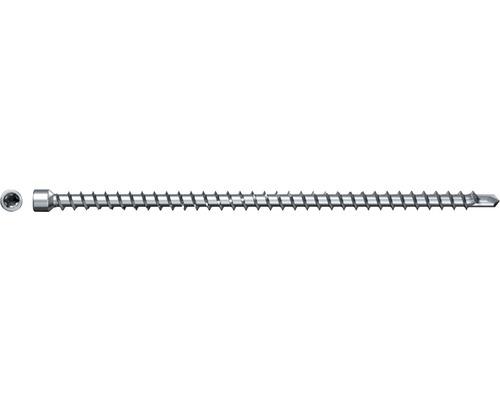 Doppelgewindeschraube Fischer TX 8x245 mm, 50 Stück