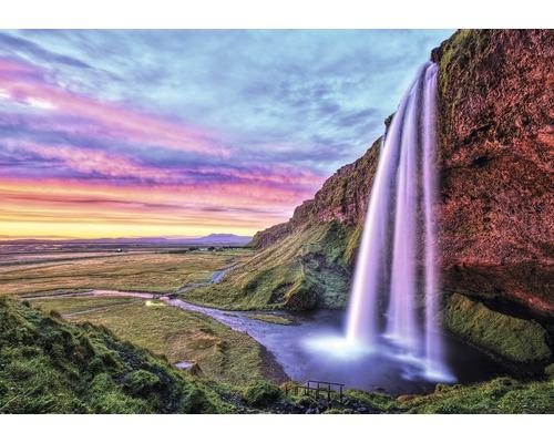 Fototapete 12984v8 Vlies Wasserfall 368x254 Cm Bei Hornbach Kaufen