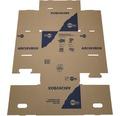 Palette-Archivbox 400x320x300 mm 38 L, 200 Stück