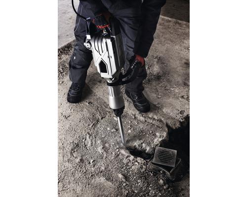 Abbruchhammer Pattfield 1700W 30mm 50 Joule inkl Spitz und Flachmeißel