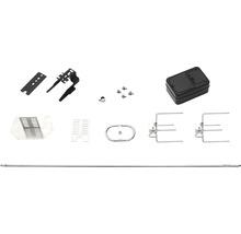 Tenneker® Halo Dreh Grillspieß mit Motor batteriebetrieben