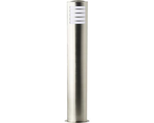 Außenstehleuchte IP44 1-flammig HxBxT 1000x165x70 mm Gordy edelstahl gebürstet Metall