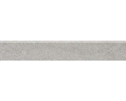 Sockel Udine grau unglasiert 9,5x60 cm