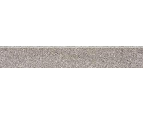 Sockel Udine beige-grau unglasiert 9,5x60 cm