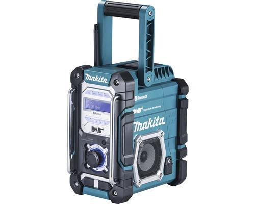 Akku-Baustellenradio Makita DMR112 7,2 V - 18 V mit DAB+
