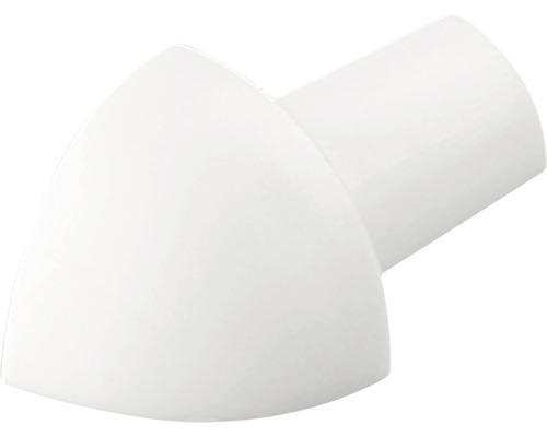Aussenecke Dural Durondell DRP 1230-Y PVC weiß Y 2 Stück