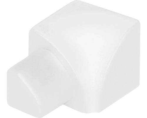 Innenecke Durondell PVC weiß YI 2 Stück