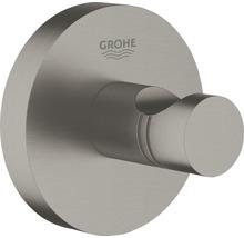 Bademantelhaken GROHE Essentials hard graphite gebürstet 40364AL1