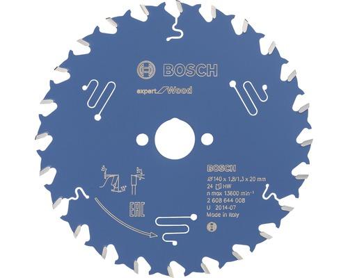 Kreissägeblatt Export for Wood H Ø 140x20 Z 24