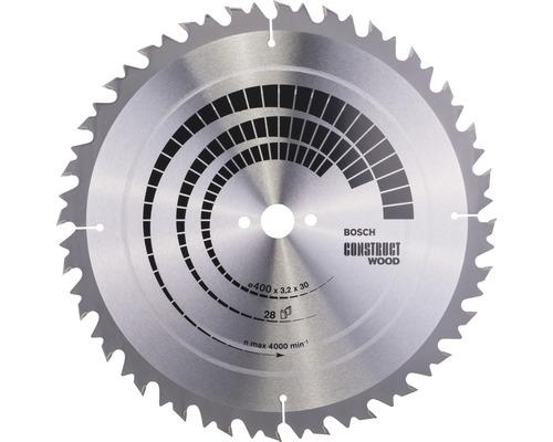 Kreissägeblatt Construct for Wood S Ø 400x30 Z 28