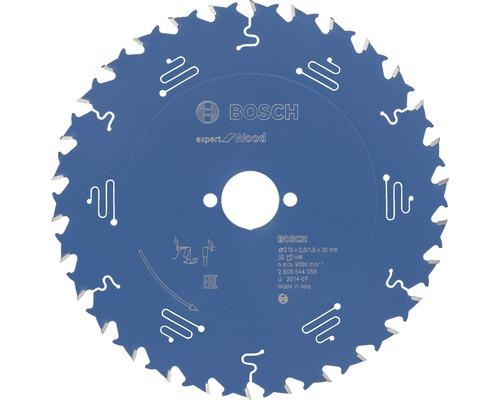 Kreissägeblatt Export for Wood H Ø 210x30 Z 30